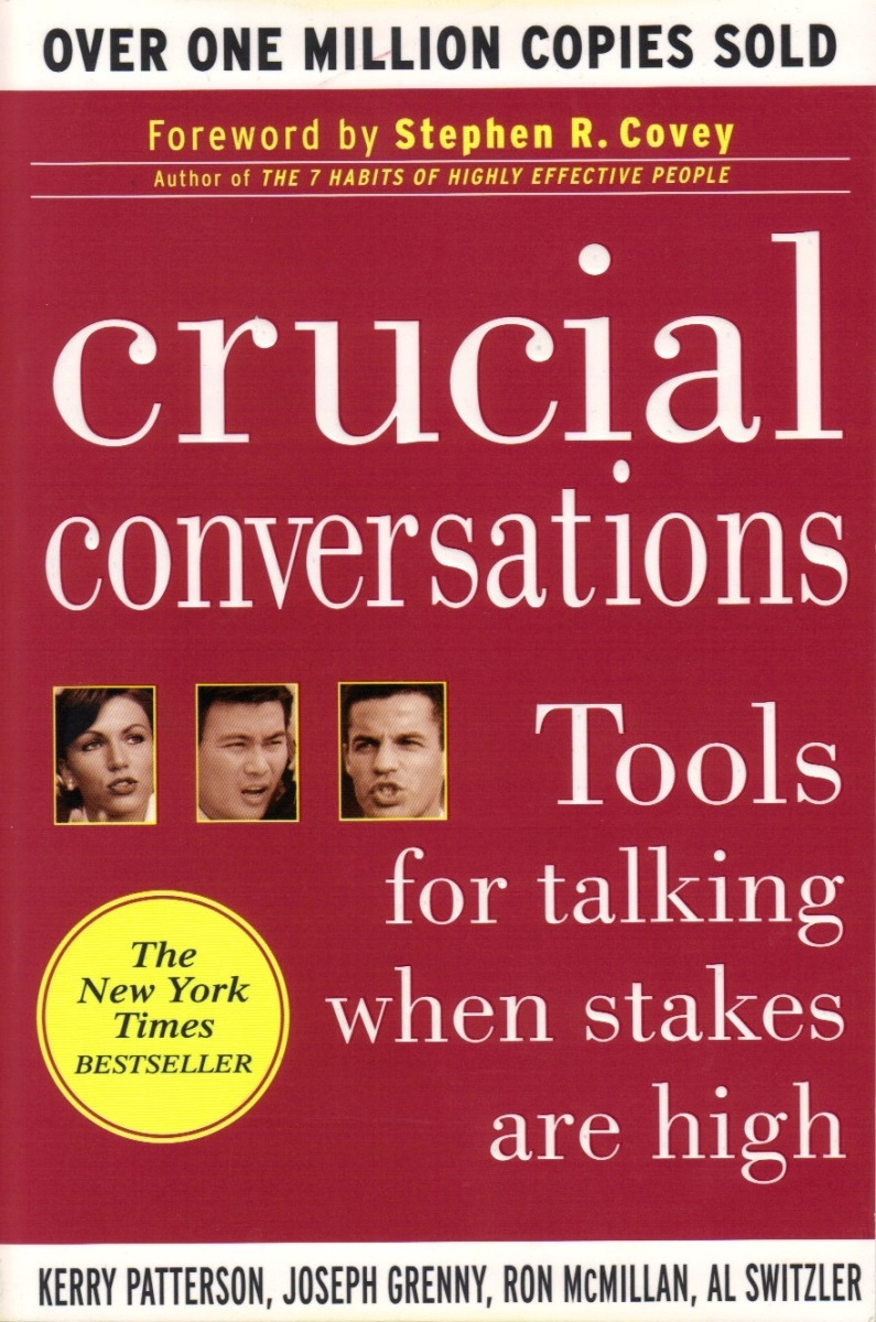 Great Finds: Crucial Conversations