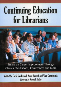 Book cover of Continuing Education for Librarians