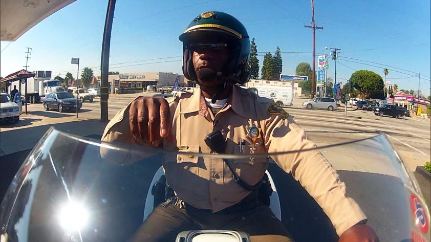 Officer Elton Simmons