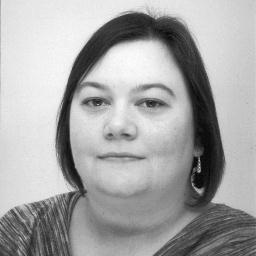 black and white photo of Claire Sewell