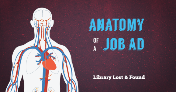 "circulation diagram with title ""Anatomy of a Job Ad"""
